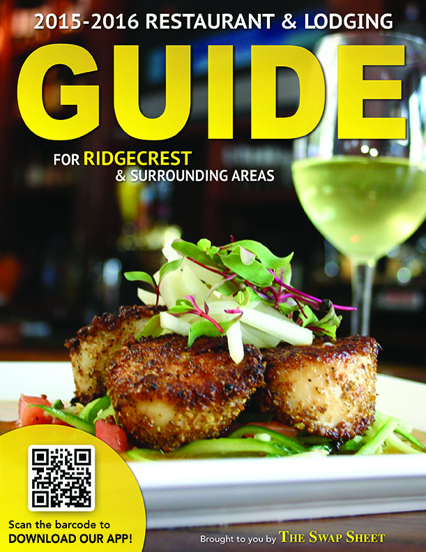 Restaurant lodging guide now available the swap sheet for Restaurant guide